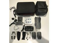DJI MAVIC PRO FLY MORE COMBO PLUS EXTRAS MAY PART EXCHANGE IF IT HELPS
