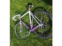 Road Bike Puch 58'