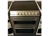 £180 Zanussi 60cm Ceramic Top Cooker - 12 Months Warranty