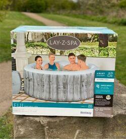 Lay-Z-Spa FIJI Hot Tub 4 Person 2021 Version BRAND NEW ✅✅