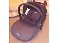 Silver Cross Simplicity Car Seat with Apron