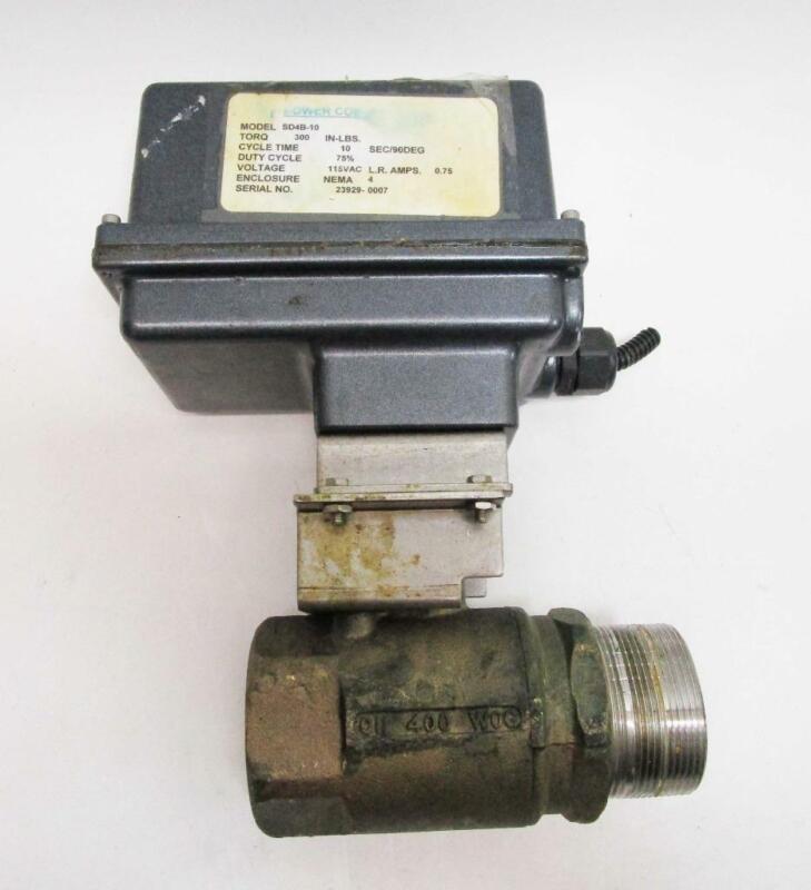 Power Controls SD4B-10 Rotary Actuator
