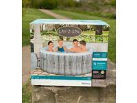 Lazy spa Fiji. 4 person brand new hot tub ✅✅