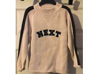 Next jumper used age 3 years