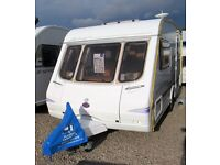 SWIFT WOODWARD 2004 with awning