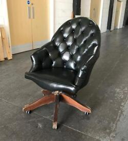 Chesterfield captains chair CAN DELIVER