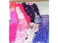Mini Boden, Joules etc clothes bundle 9-10