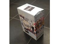 THE BEATLES anthology 5xDVD as new RRP £75
