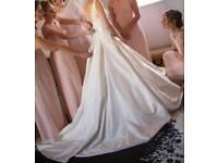 Wedding Dress Paloma Blanca 4400