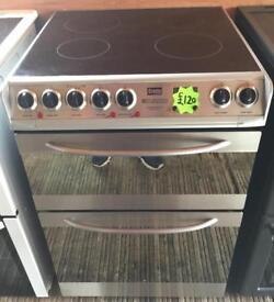 Refurbished creda r365 electric cooker-3 months guarantee!