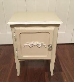 Side Cabinet, French Antique Style