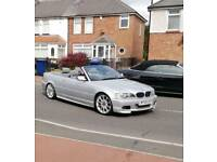 Bmw 320cd Msport convertible 2005 immaculate