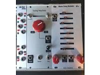 Music Thing modular Turing Machine Module plus expanders