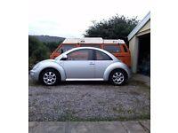 VW beetle 2000