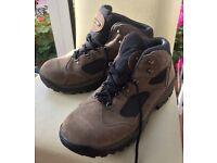Hi tec walking boots size 12