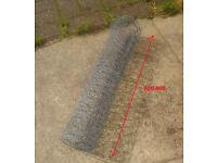 Wire Netting Chicken Wire Rabbit Mesh - 500mm or 0.5m x 25mm