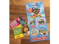 2x Legoland Tickets Friday 14th September