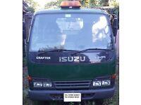 ISUZU GRAFTER DROPSIDES PICKUP TRUCK£1190+V[NO V EXPT]MOT SERVICE EXT IF REQ BAILIFF REP VEH FR3250£