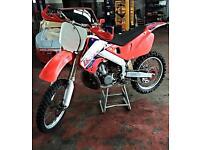 Honda cr250 2000 model