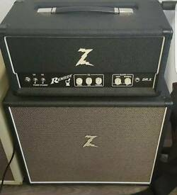 Dr Z Remedy and 1x12 Cab