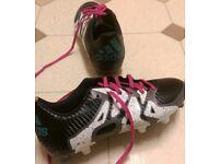 Adidas football shoes Size UK 2