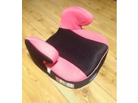 Booster seat for 15-36kg child