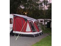 Outdoor revolution porch awning