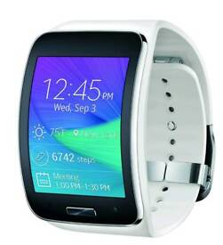 SamsungGalacy Gear S with android wear installed