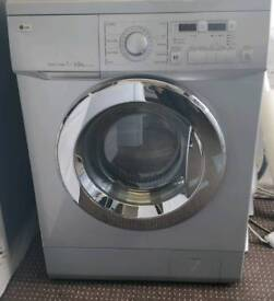 LG DIRECT DRIVE WASHING MACHINE 7KG FREE DELIVERY AND WARRANTY