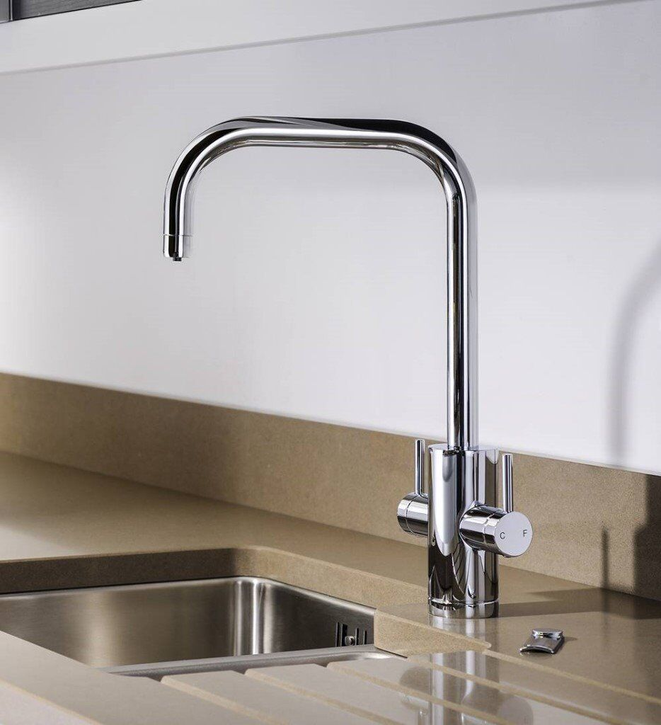 4 In 1 Boiling Hot Cold And Filtered Water Tap Pronteau By Abode