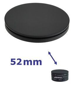 52mm NEW FILTER STACK CAP SET metal filter case 52