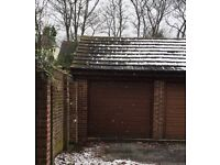 Secure Garage Available to Rent Nr Moortown Corner