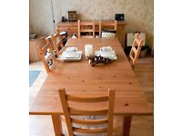 Dining Table Extendable Ikea