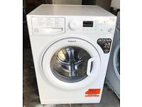 9KG A++ HOTPOINT Smart Tech WMFUG942 Machine Good Condition & Fully Working Order