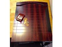 Shove Halfpenny Board - Including 10 Halfpennies