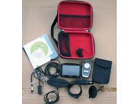 TOMTOM GO930 car sat nav with accessories