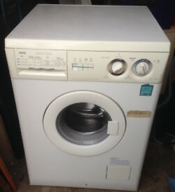 washing machine Zanussi