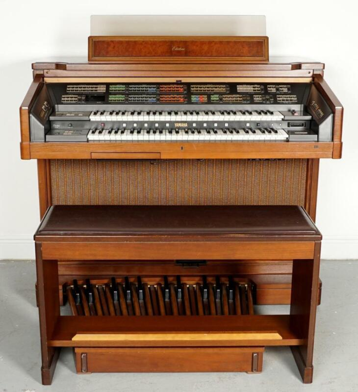 ** NEW PRICE ** Organ with matching Bench; FX-10 Model by Yamaha