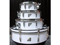 Remo Legero stacking drums