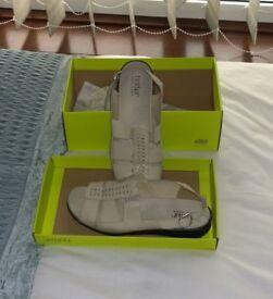 Ladies Hotter Sandals size 7