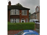 3 Bedroom Semi Detached House for Rent in Chorlton White Moss Avenue £1000 PCM Great Area