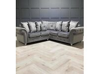 Brand new Maryland Corner Sofa Sets available now in stock