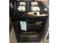 ***NEW Zanussi 59.9cm wide gas cooker for SALE with 1 year warranty***