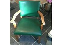 Vintage dining chairs ready to go or shabby chic project