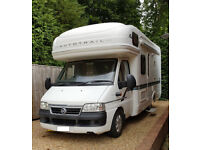 Auto-Trail Cheyenne 635SE Hi-Line motorhome. One owner. Low mileage. Excellent throughout.