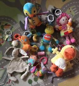 Lamaze toys collection