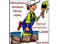 Painter in Walthamstow on friendly price