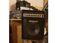 Behringer Speaker Monitor PowerPunch