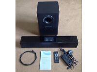 Orbitsound M12 Sound Bar & Wireless Sub Woofer