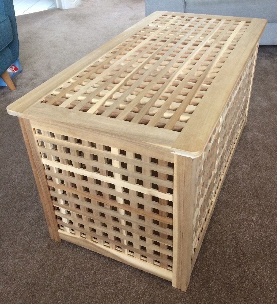 Ikea, Hol, Storage Table/unit/coffee Table/toy Box